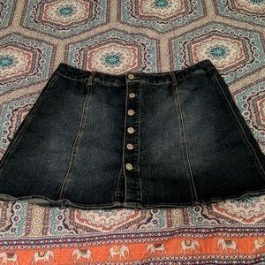 Demon skirt